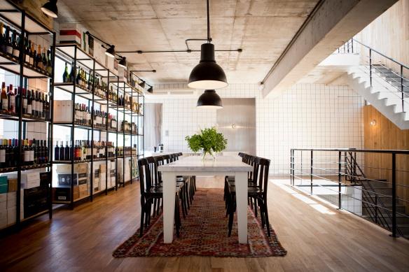 planta alta mesa com abierta