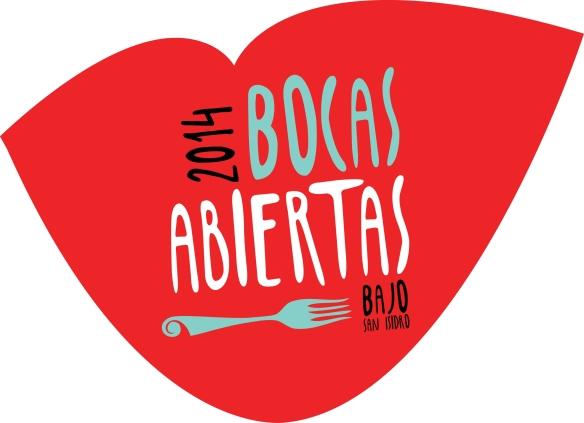 logo Bocas Abiertas 2014