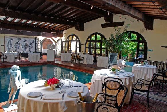 Sala della Piscina Restaurant