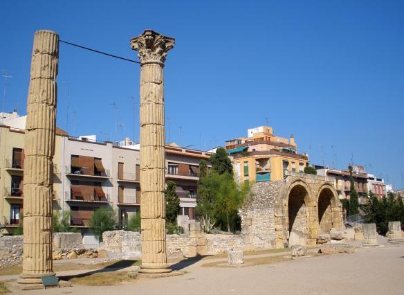 Tarragona_-_Foro_colonial_1